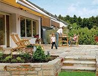 Zahrada a přírodní kámen